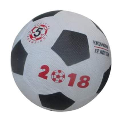 Мячик детский 1 TOY футбольный резиновый 22 см, р.5