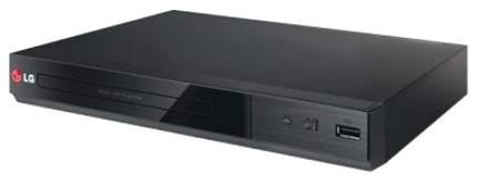 Плеер DVD LG DP137 Черный (DP137.ARUSLLR)
