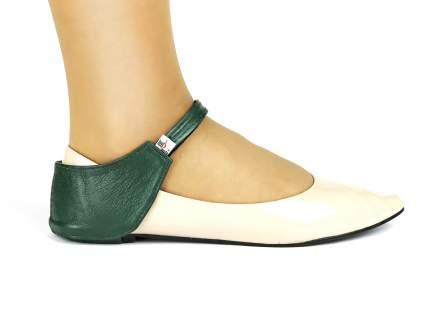 Автопятка Heel Mate для женской обуви без каблука кожа