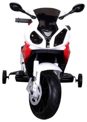 Детский электромотоцикл Jiajia BMW S1000PR JT528-red Красный