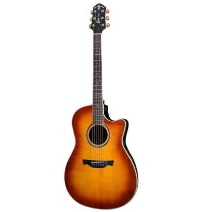 Электроакустическая гитара шестиструнная CRAFTER WB-700CE VTG  Чехол