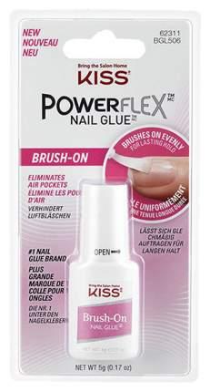 Клей-гель для ногтей Kiss Brush-on Nail Glue