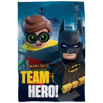 Lego плед leg/bat movie hero polar lbmherfl 100х150см