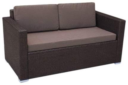 Садовый диван Afina S52A-W53 Brown