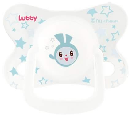 Силиконовая пустышка классическая Lubby Малышарики 20901