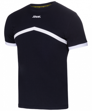 Футболка Jogel JCT-1040-061, черный/белый, M INT