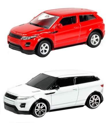 Коллекционная модель Uni-Fortune Range Rover Evoque в ассортименте