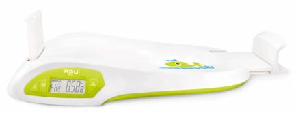 Весы электронные Agu baby смарт с ростомером AGU BSS1