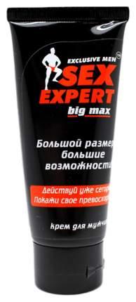Крем для увеличения пениса Sex Expert Big Max 50 г