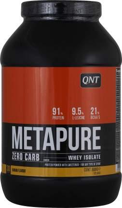 Протеин QNT Metapure Zero Carb 908 г Banana