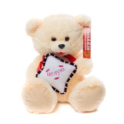 Мягкая игрушка Медведь с подушкой 45 см Нижегородская игрушка См-324-п-5