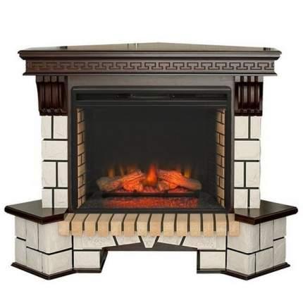 Бытовой электрический камин Real-Flame Stone Corner new 26 с очагом Epsilon 26 S IR