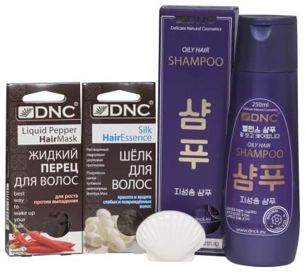 Набор средств для волос DNC Для жирных волос