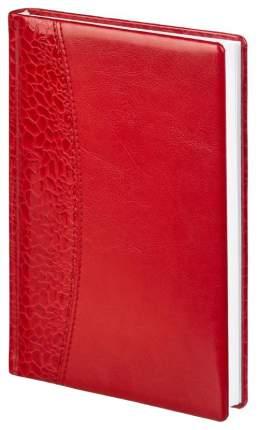 Ежедневник Attache А5 176 Красный
