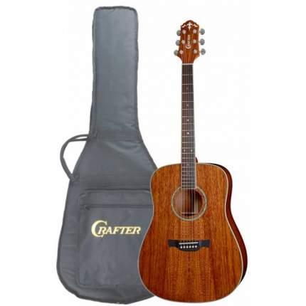 CRAFTER D-8MH BR  Чехол Акустическая гитара