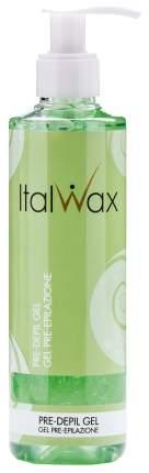 Гель ItalWax Для подготовки кожи к депиляции 100 мл