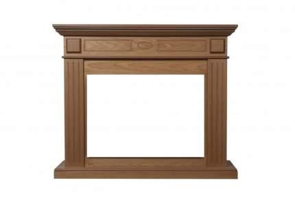 Деревянный портал для камина Electrolux Bianco Classic Дуб