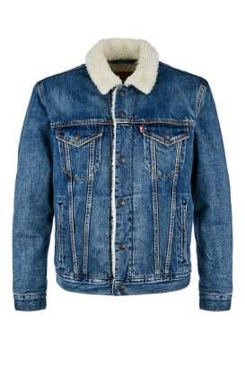 Куртка джинсовая мужская Levi's® синяя 48
