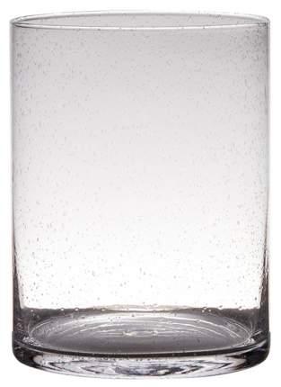 Ваза Hakbijl Glass Cylinder Archer 24 см