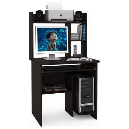 Компьютерный стол Mobi Комфорт 3 СК MOB_76614 90x83x139, венге магия