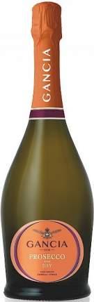Игристое вино Gancia Prosecco Dry DOC