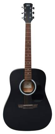 Акустическая гитара JET JD-255 BKS