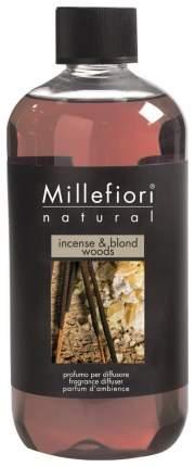 Сменный блок Millefiori Milano Incense & Blond Woods 250 мл