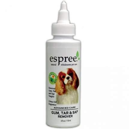 Масло для домашних животных Espree Gum Tar & Sap Remover, для удаления загрязнений, 118 мл