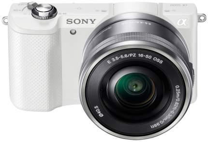 Фотоаппарат системный Sony Alpha A5000 Kit 16-50 White