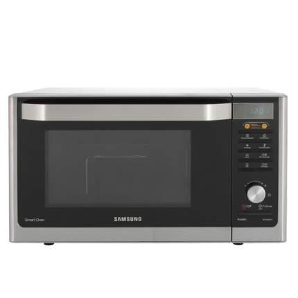 Микроволновая печь с грилем и конвекцией Samsung MC32F604TCT silver/black