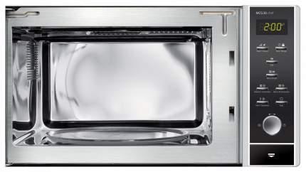 Микроволновая печь с грилем и конвекцией CASO MCG 30 Chef silver