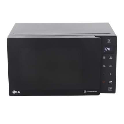 Микроволновая печь соло LG MS2535GIS black
