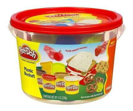 Набор для лепки из пластилина play-doh 23414 23412