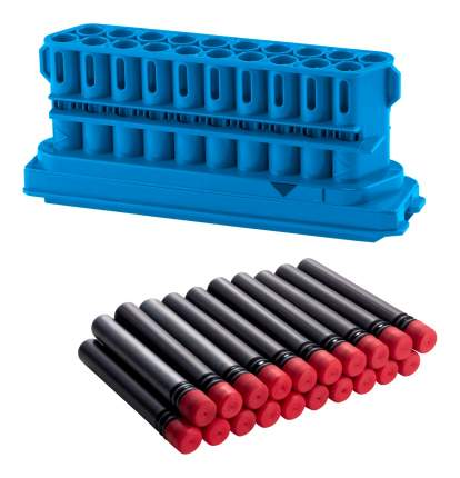 Набор пуль для Бластера BoomCo Clip & drts blue CJG62 CJG63