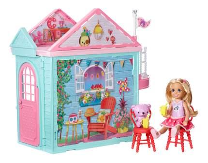 Домик Челси DWJ50 для Barbie