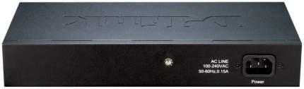 Коммутатор D-Link EasySmart DES-1100-24 Grey/Black