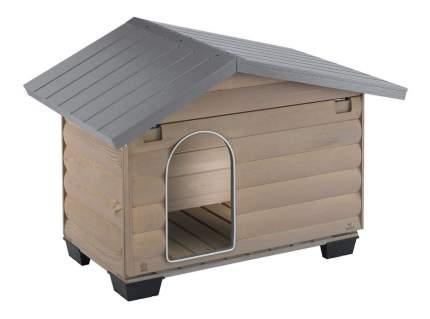 Будка для собак Ferplast Canada 2 деревянная, 78x57х62см