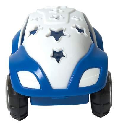 Машинка пластиковая Baby Trend Бело-синия