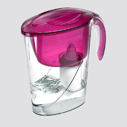 Фильтр-кувшин Барьер Эко пурпурный