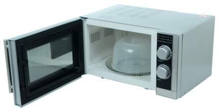 Микроволновая печь с грилем BBK 23MWG-923M/BX silver