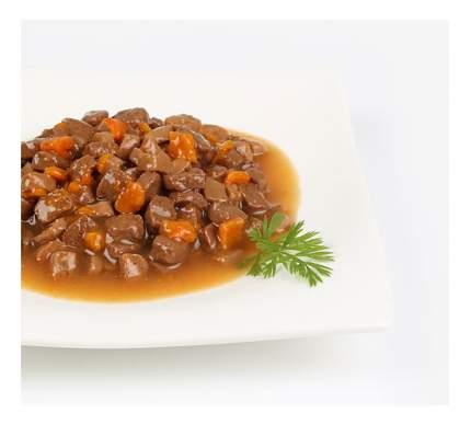 Влажный корм для котят Animonda Rafine Soupe Kitten, индейка, сердца и морковь, 100г