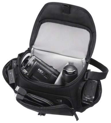 Сумка для фототехники Sony LCS-U21 черная