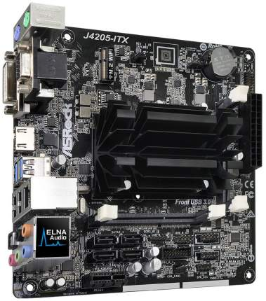 Материнская плата ASRock J4205-ITX