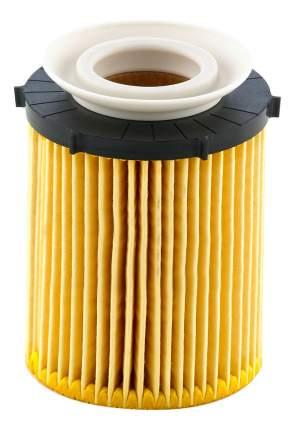 Фильтрующий элемент масляного фильтра MANN-FILTER HU711/6Z