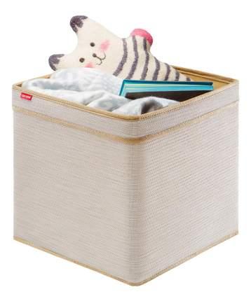 Корзина плетеная Casy Home Для хранения с ручками 30х30х30 см