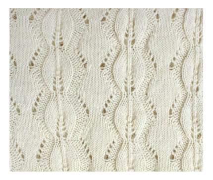 Плед Luxberry Imperio 77 75 х 100 см белый