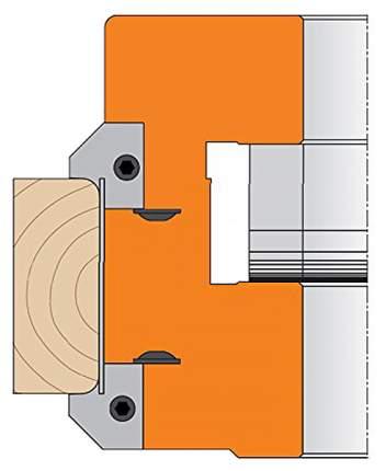 Комплект 2 ножей HM 20x20x2 R3/45гр. для 694.005 CMT 695.005.B3