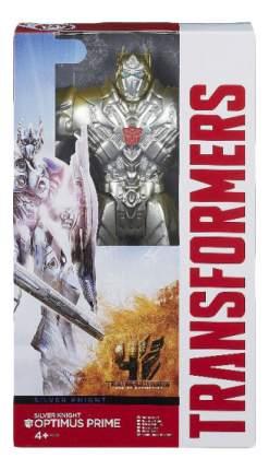 Фигурка персонажа Transformers Optimus Prime: Silver Knight