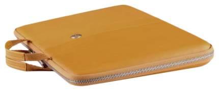 "Чехол для ноутбука 15"" Cozistyle Smart Sleeve Leather Honey Gold"