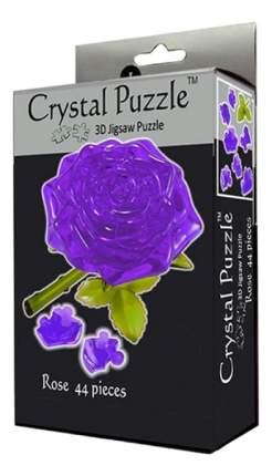 Пазлы Crystal Puzzle Бутон пурпурной розы 90413